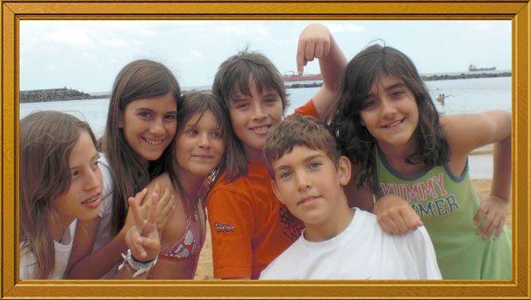 marina: FRIENDS
